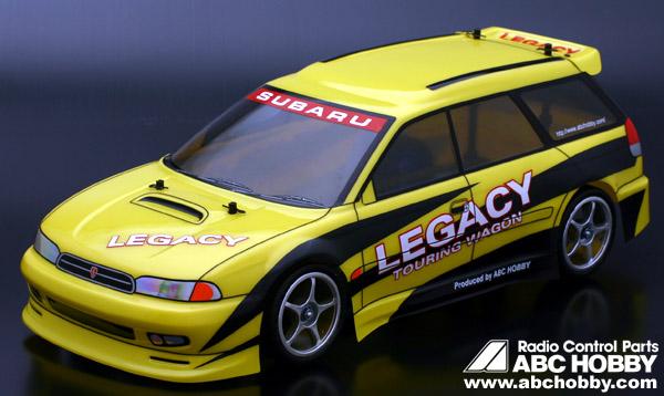 My New Legacy Wagon! • club.liberty.asn.au
